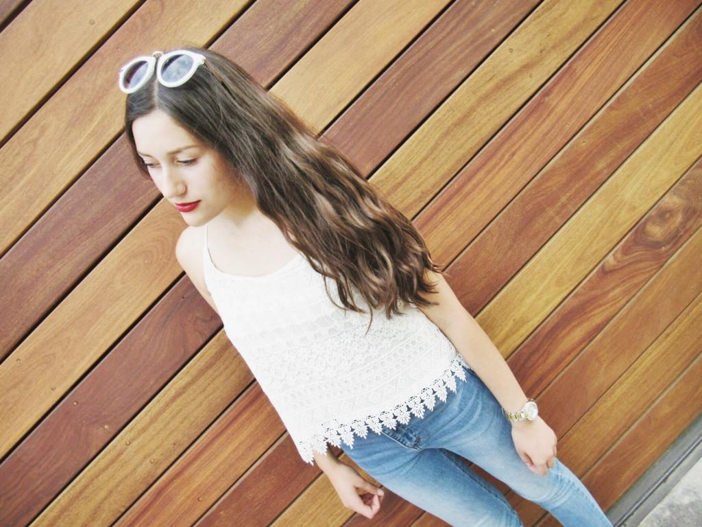 Diana Astudillo blogger de moda