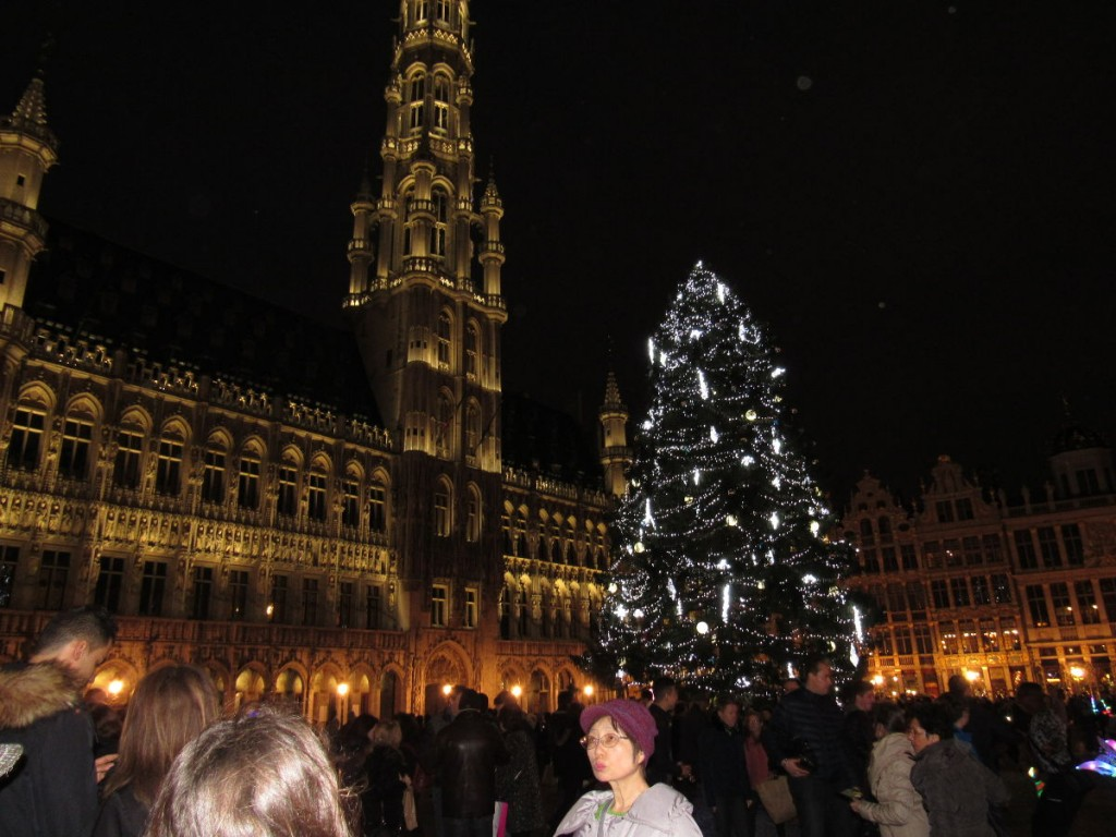GrandPlace-Bruselas
