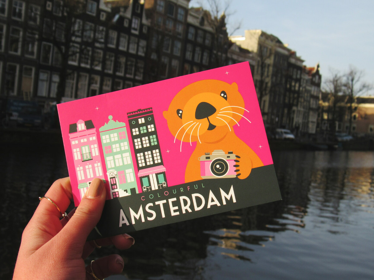 post-card-amsterdam