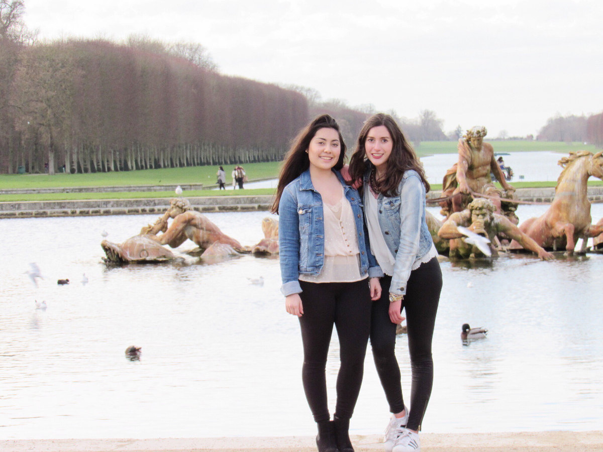 versalles-lago