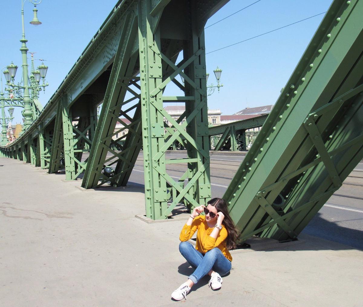 Fashion blog viaje a Budapeste Diana Astudillo