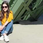 yellow sun fashion viaje a Budapeste Diana Astudillo