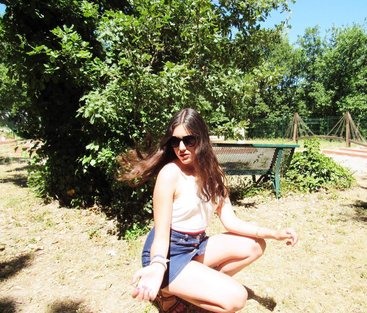 Bikini vacaciones de verano