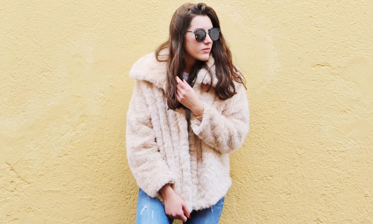 abrigo de invierno en outfit fashion blog