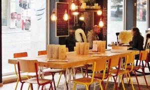 RESTAURANTE REVIEW: La Brasserie De La Presse The Jardina Belgic Bruselas