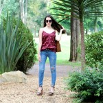 Fashion blogger ootd outfit de verano summer