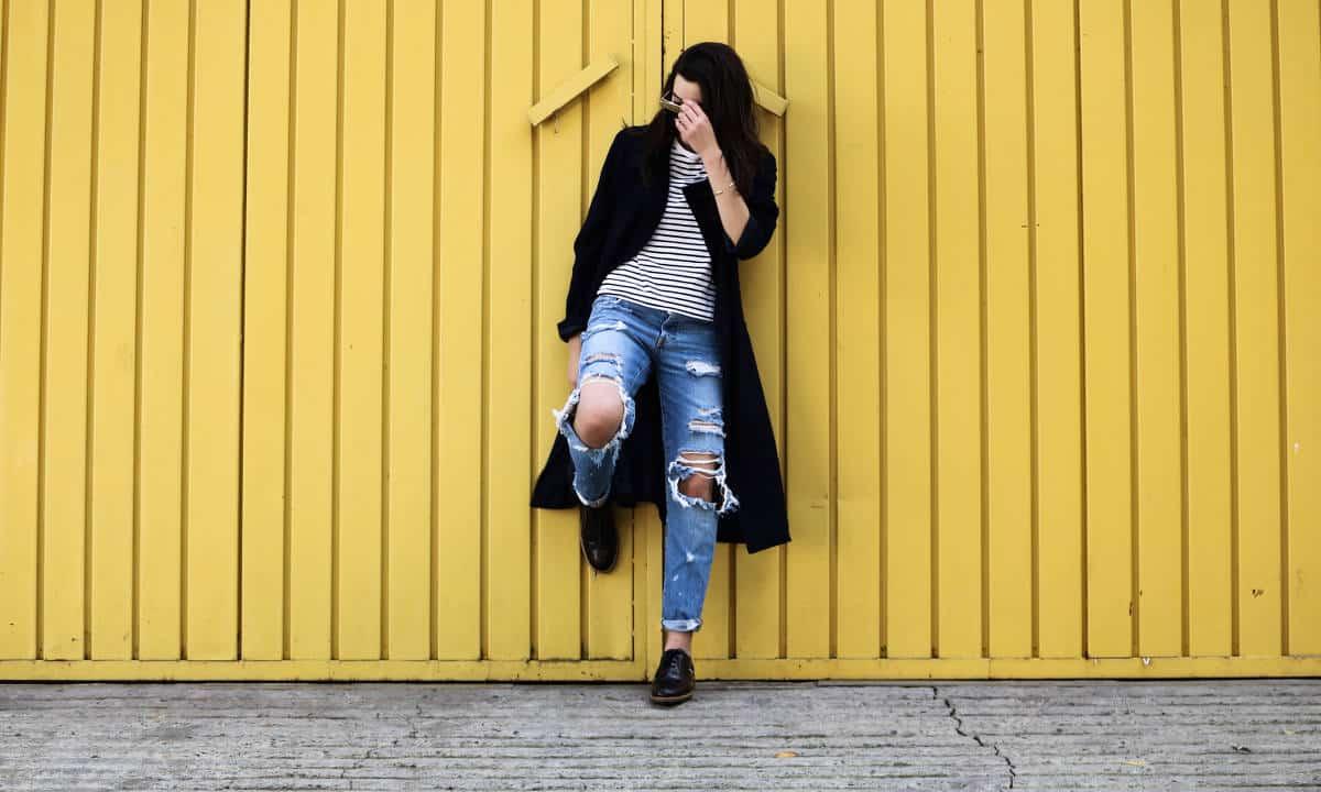 outfit de otoño - invierno inspiración elegante